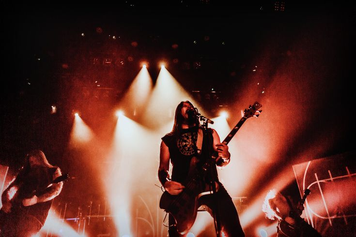 Review, setlist and photos from the Decibel Magazine Tour feat Enslaved, Wolves In The Throne Room, Myrkur and Khemmis at the Corona Theatre in Montreal, Canada on 18th February 2018.