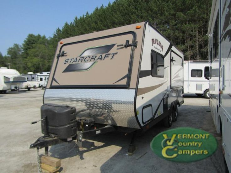 Used 2016 Starcraft Travel Star 187TB Expandable at