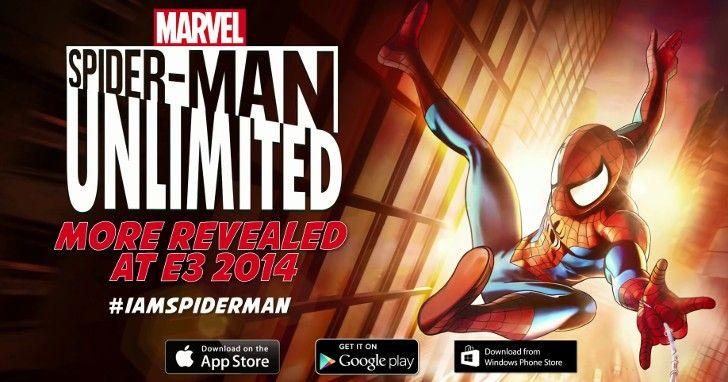 Spider-Man Unlimited Hack