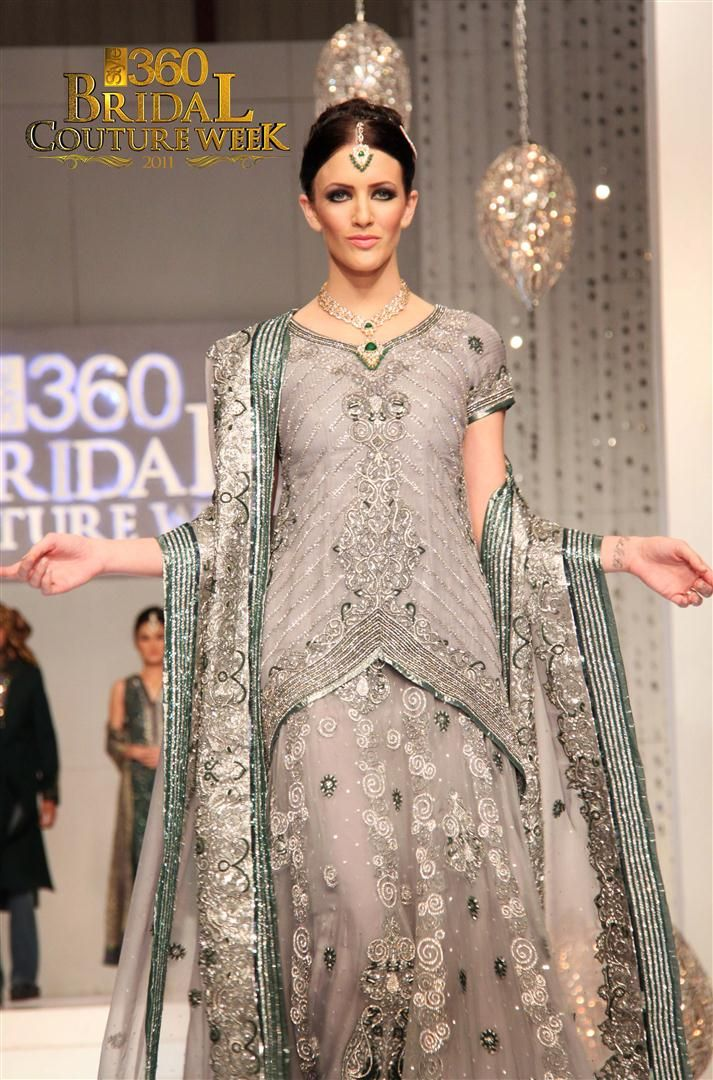 http://pakistan.mycityportal.net - Pakistani Bridal Couture Week 2011 Pakistan #wedding #shaadibazaar