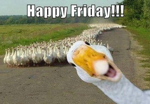 Ein schönes Wochenende euch allen! :)