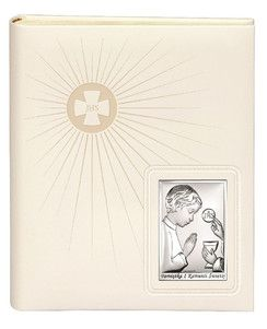 Album Pierwsza Komunia dla chłopca - (BC#6493O) Pasaż Handlowy Duży