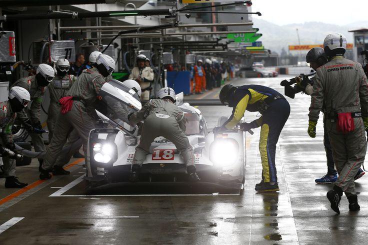 6 Horas de Fuji. Porsche #919Hybrid Nº18