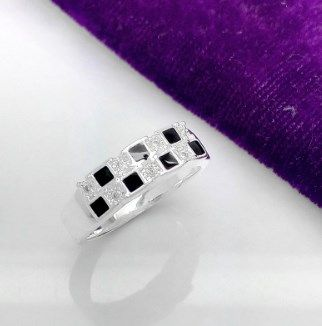 Be special: Women Fashion Wedding Ring Crystal Ring Engagement...