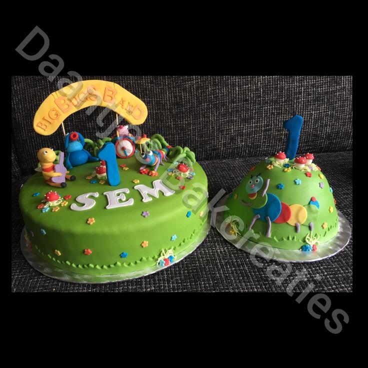 Blue band vloeibaar cake