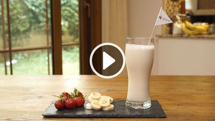 Tam bir E vitamini ve kalsiyum deposu olan badem sütünü evinizde kolayca hazırlayabileceğinizi biliyor muydunuz?