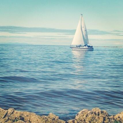 On the North Sea