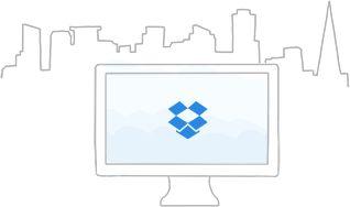 Dropbox - Gratis online drev