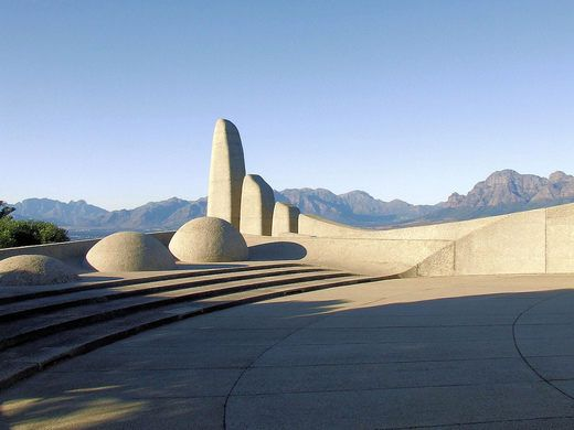 Afrikaans Language Monument – Paarl, South Africa - Atlas Obscura