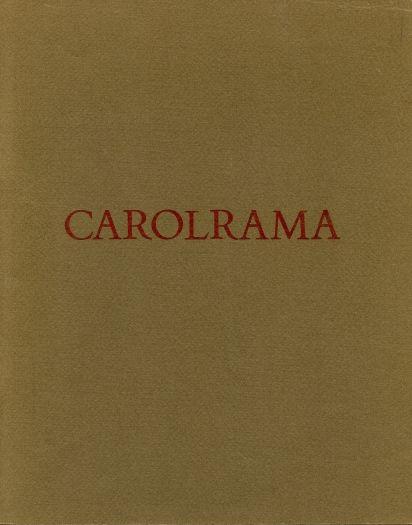 Carol Rama: CAROLRAMA - Publications - Greene Naftali