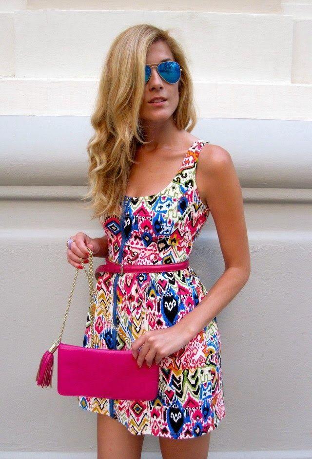 Fascinantes vestidos de moda cortos para el verano | Vestidos de Moda