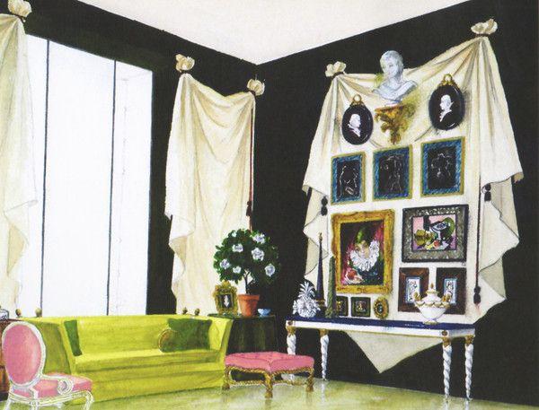 Rendered Interiors | Artemisia