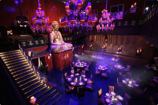 Buddha Bar Interior #kiev #ukraine #stagdo