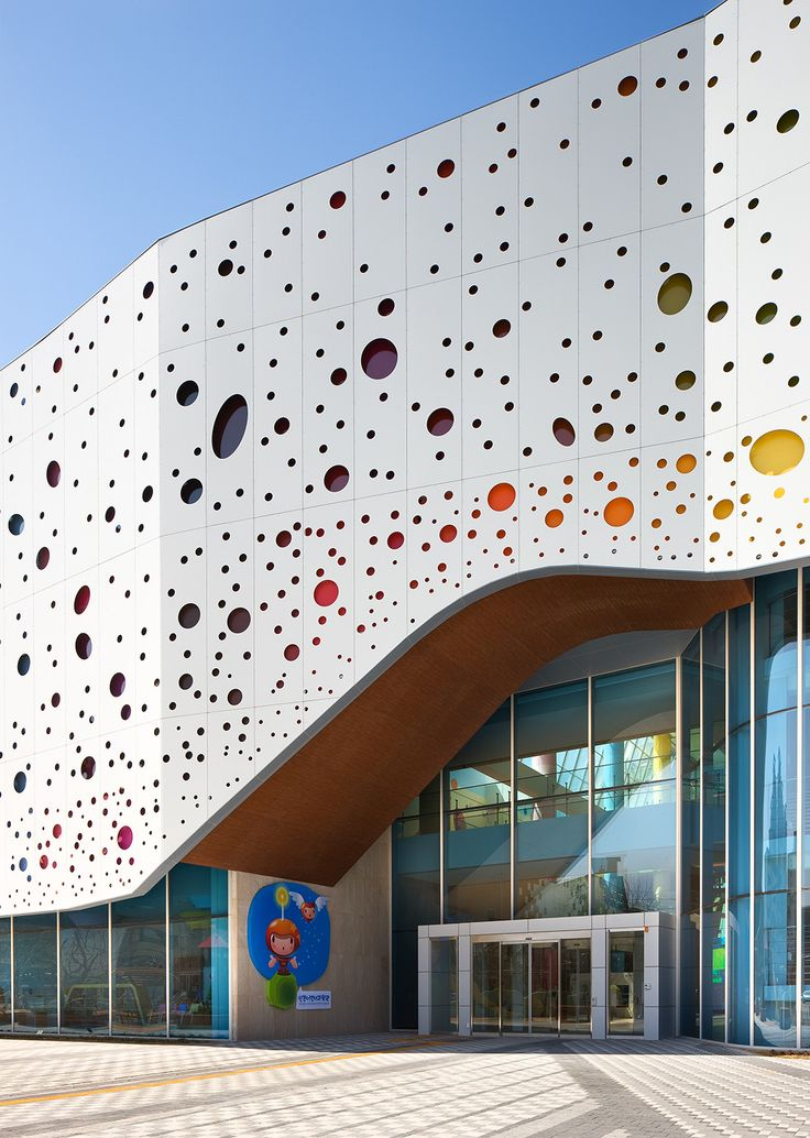 Imagem 5 de 31 da galeria de Museu de Ciência para Crianças de Incheon / HAEAHN Architecture + Yooshin Architects & Engineers + Seongwoo Engineering & Architects. Fotografia de Park Young-chae