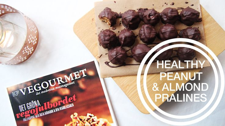today i went to the launch party of new vegan magazine vegourmet ~ and they showed my latest recipe video at the party. the recipe is for peanut & almond pra...