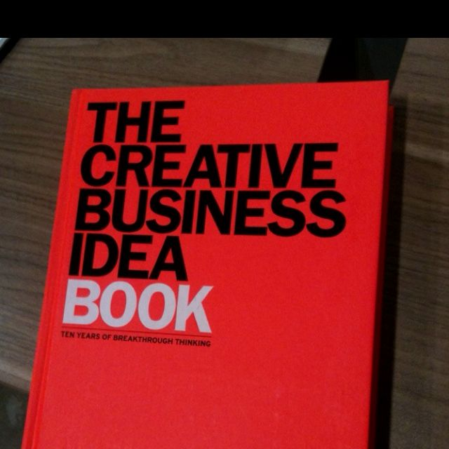 Creative Business Idea Book!