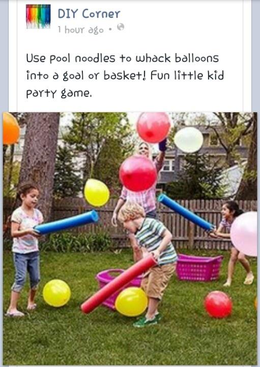 DIY party game