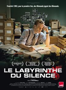 Bande-annonce Le Labyrinthe du silence