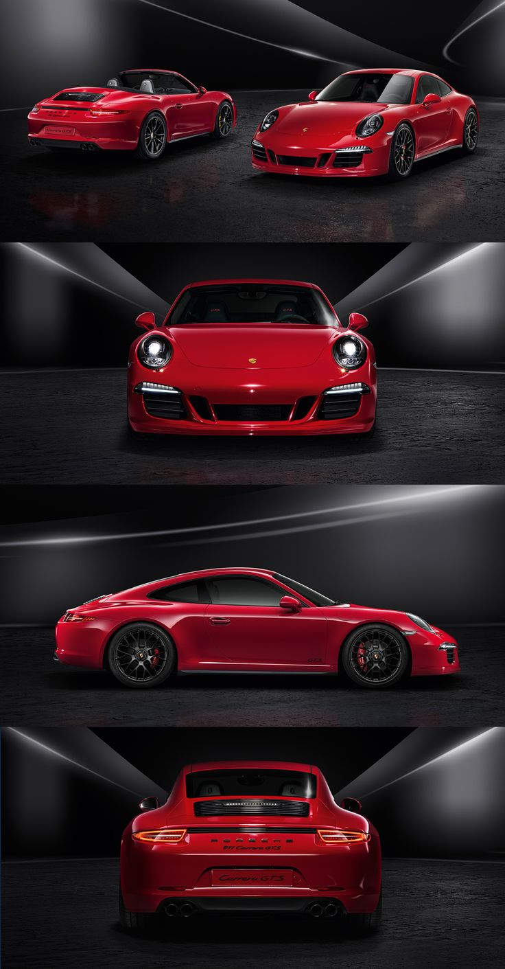 Porsche 911 Carrera GTS. - The sporty design of the front apron moulding is clear to see – yet pared down to the essentials.