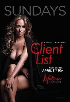 The Client List. A fun show about a woman doing what she has to do to survive.