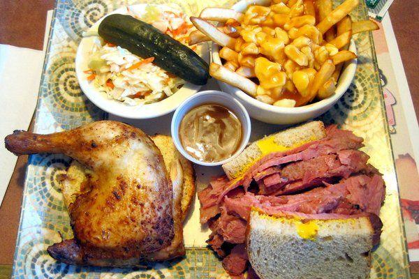 Best Montreal 24 Hour Restaurants