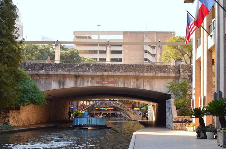 When you Visit San Antonio, a boat tour of The San Antonio River Walk is a must!