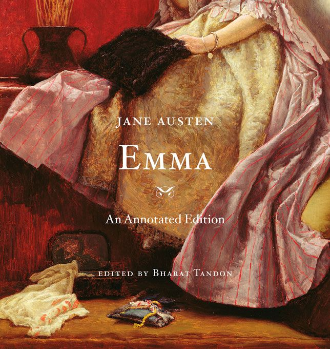 My review of this lush book: Jane Austen Emma: Annotated edition by Bharat Tandon