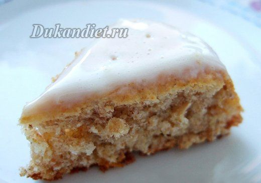 Молочный торт | Диета Дюкана