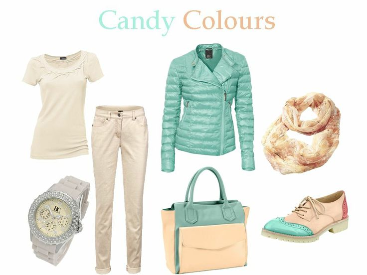 Candy Colours!