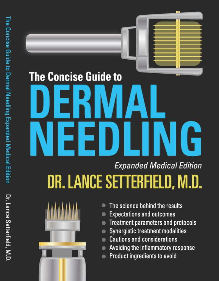 The Concise Guide to Dermal Needling 2nd Edition
