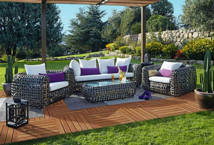 Catálogo de conjuntos de mobiliario de jardín Leroy Merlin 2013 ...