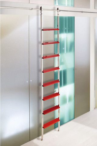 rolling library ladder google search