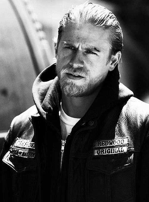 Jax...good God, does he have to be this gorgeous?!!!