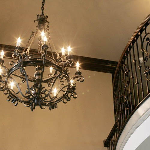 17 best images about foyer chandeliers on pinterest acrylics dark wood and chandelier lighting - Chandeliers for foyer ...