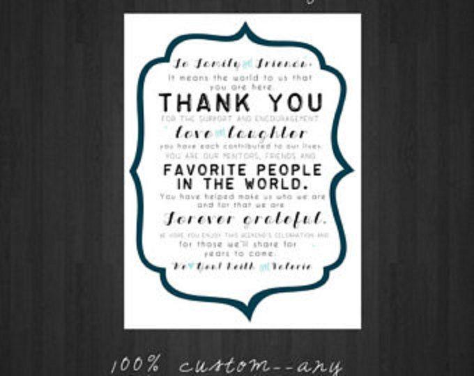 Destino boda bolso Bienvenido Invitado itinerario/cronología de eventos!   Este listado está para un conjunto de 15 itinerarios de huéspedes perforado a mano, perfectos para saludar a sus invitados para cualquier evento! Estas cartas bienvenidas pueden acoplarse a favores de la boda, bolsas, cajas o regalos para destino de bodas de invitados de la ciudad.  Estas notas son de alta resolución e impresión profesionalmente en la cartulina de 110 libras con el background(s) de su elección. Las…