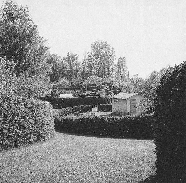 carl theodor sørensen - allotment colony, nærum, denmark, 1948