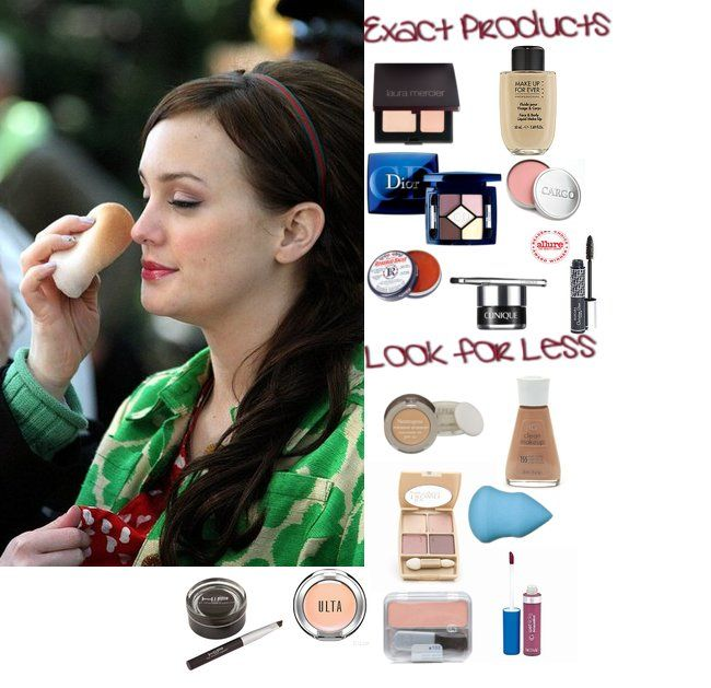 Blair Waldorf | Makeup | Find the Latest News on Blair Waldorf | Makeup at Gossip Girl Fashion