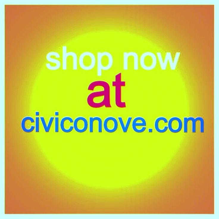 Shop Now at civiconove.com