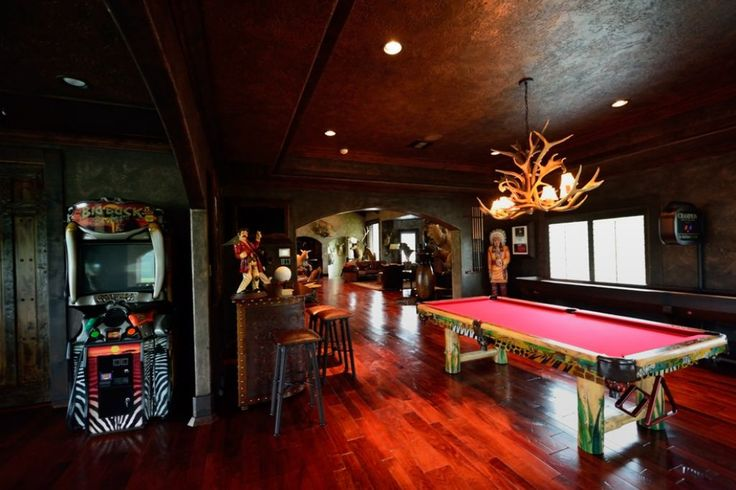 Illuminate A Billiard Room With Pool Table Lighting  -  Pool table lighting adds character and atmosphere along with adequate lighting so that you can see the game. Pool table lighting fixtures play an impo... Check more at http://www.xtend-studio.com/7844-illuminate-a-billiard-room-with-pool-table-lighting/