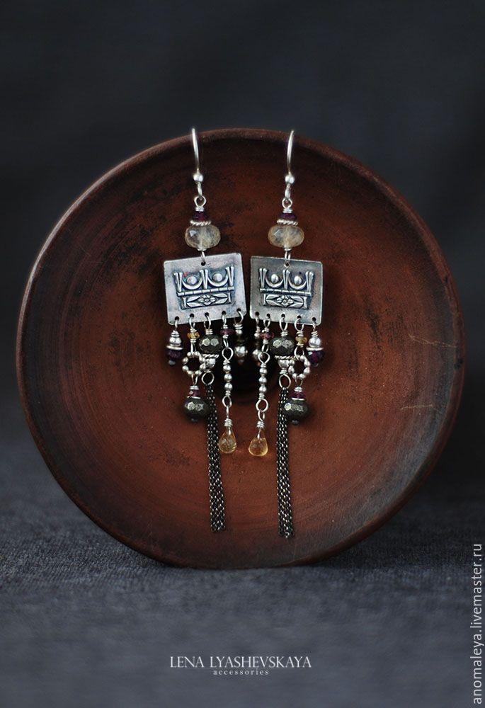 Магазин мастера Лена Ляшевская (anomaleya): серьги, кулоны, подвески, кольца, заколки