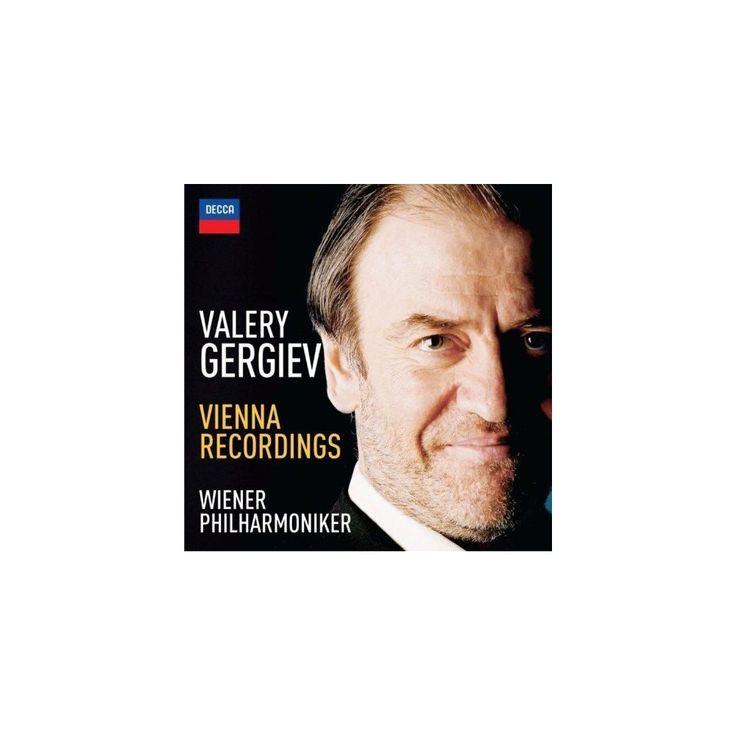 Vienna Philharmonic Orchestra - Vienna Recordings (CD)