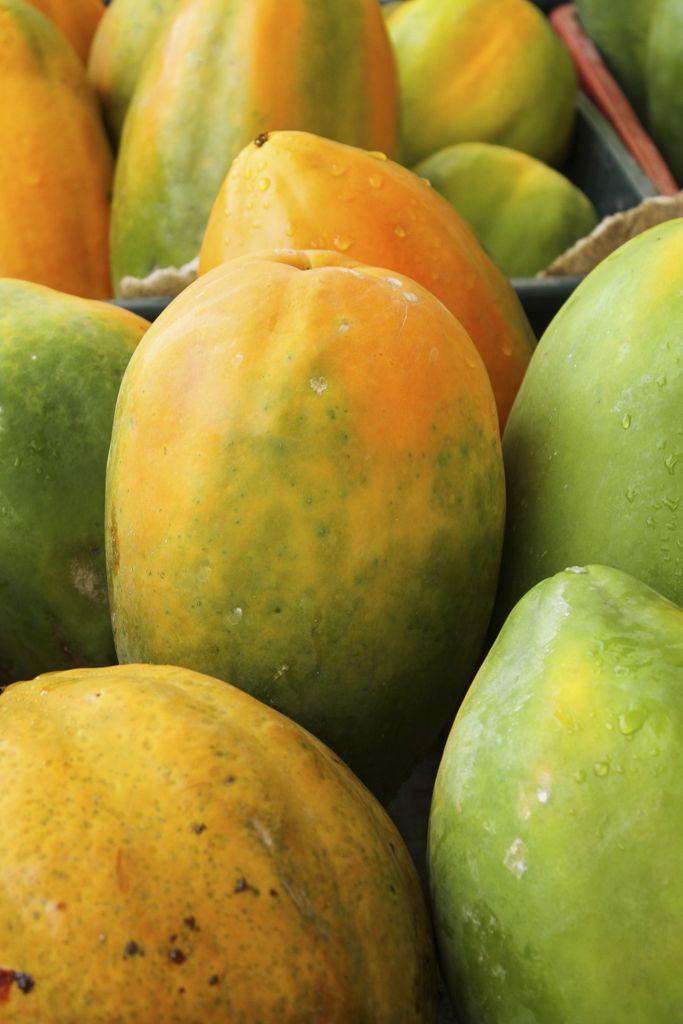 Papaya ecuatoriana | Andres Alvarez