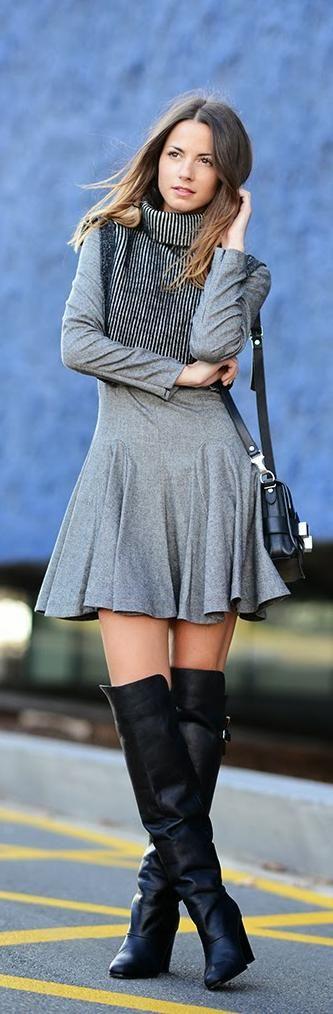 The Grey Dress
