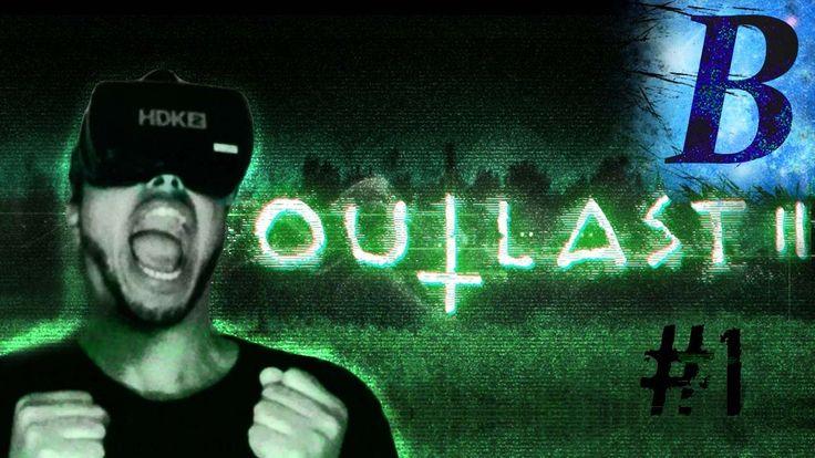 Outlast 2 Demo VR | Beyond Terrifying!!