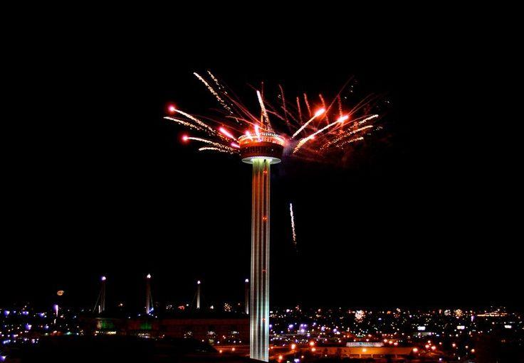 Celebrate New Year S Eve At Hemisfair Park Tis The