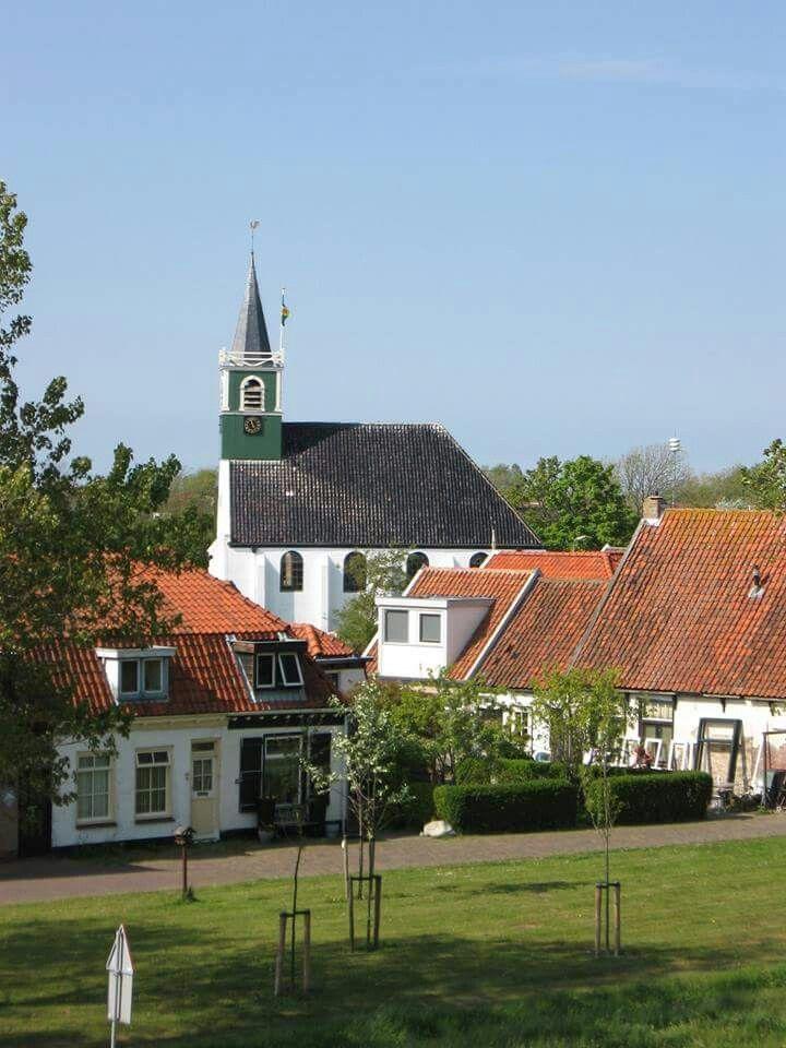 The Netherlands ; Texel - Oudeschild