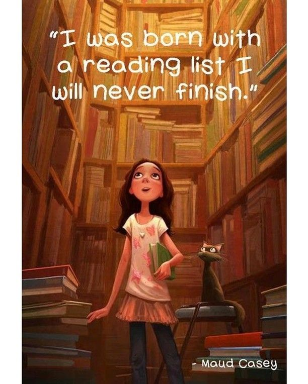 I was born with reading list i will never finish - Moud Casey #booksthatmatter #bookhugs #bloomingtwig #yourstory