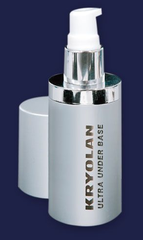 milliondollarlooks - A makeup and beauty blog by makeupmirrornme: Kryolan Ultra Underbase plus review
