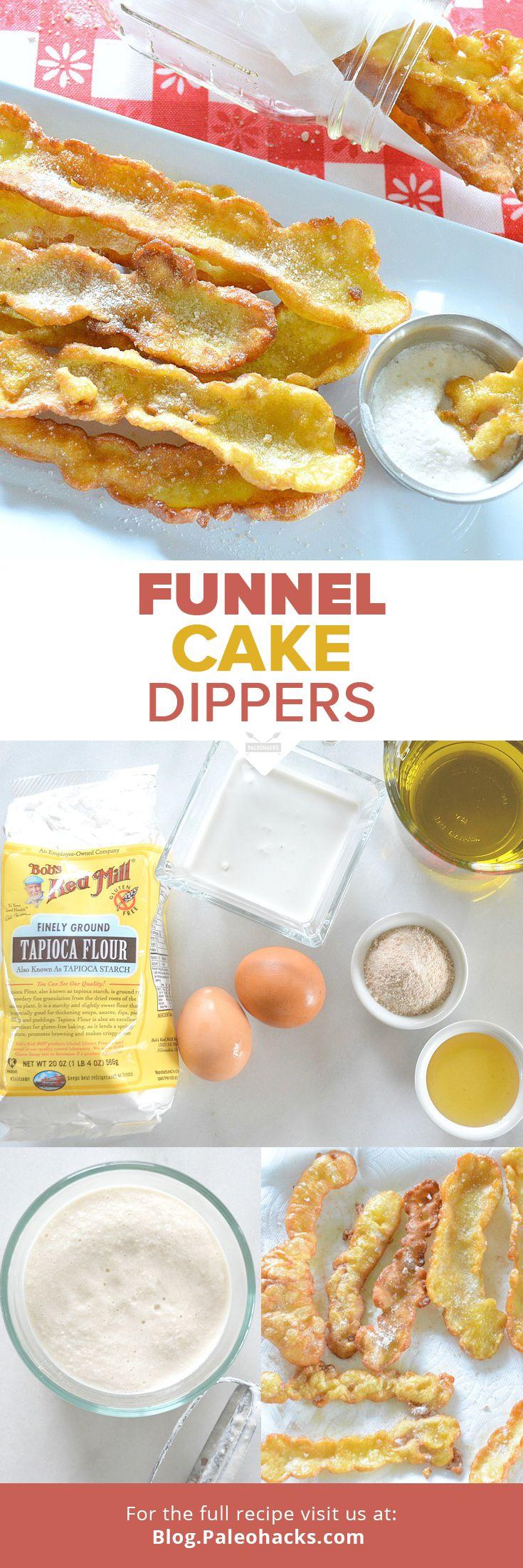 Funnel Cake Recipe Good Eats