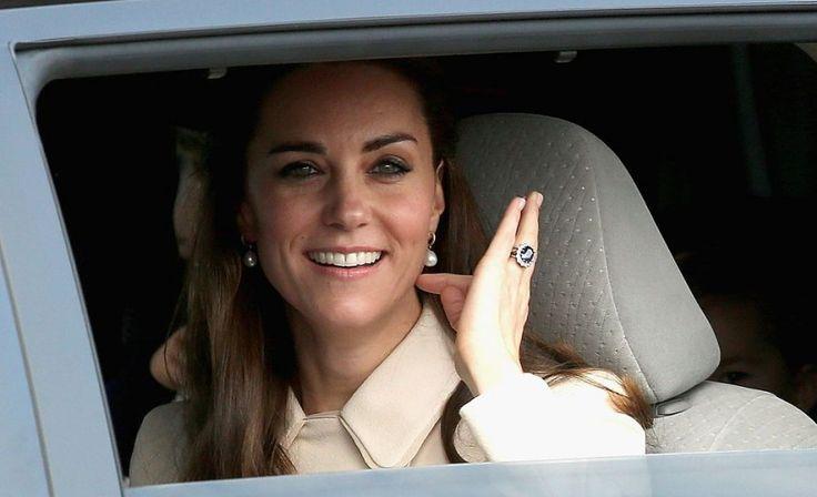Primeur: Hertogin Kate in Nederland!